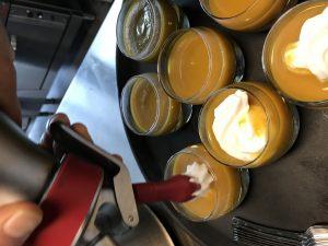 consommé butternut